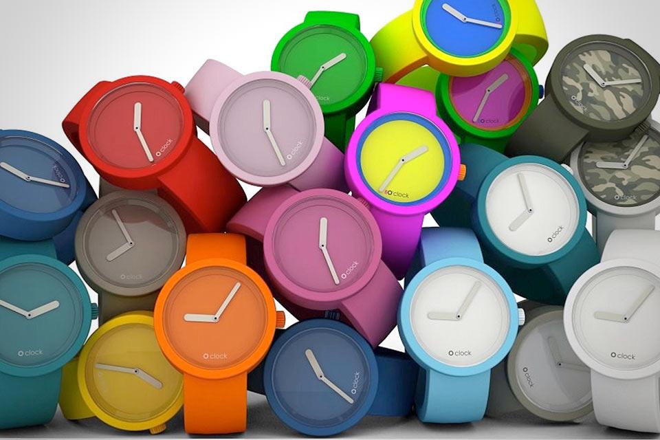 Часы O'Clock