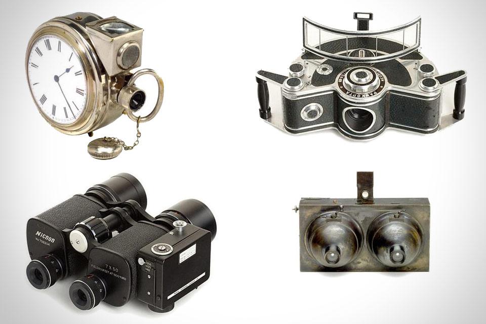 12 необыкновенных камер прошлого