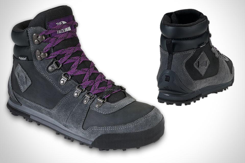 Зимние кроссовки North Face