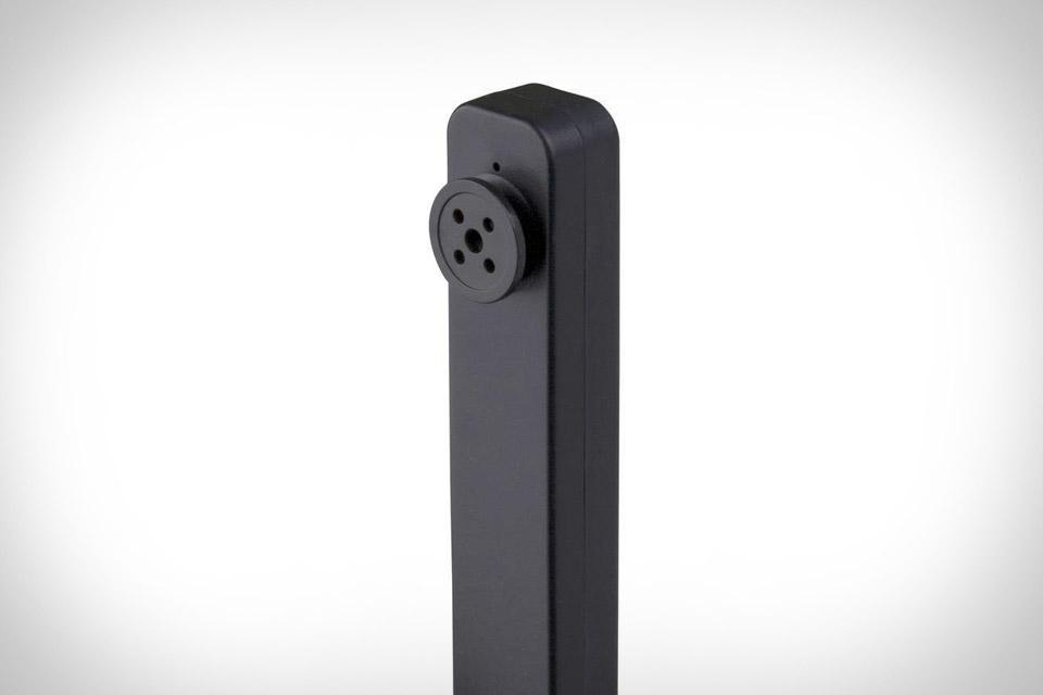 Шпионская камера TCO DVR Spy Camera Button