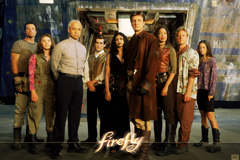 Сериал «Светлячок» (Firefly)