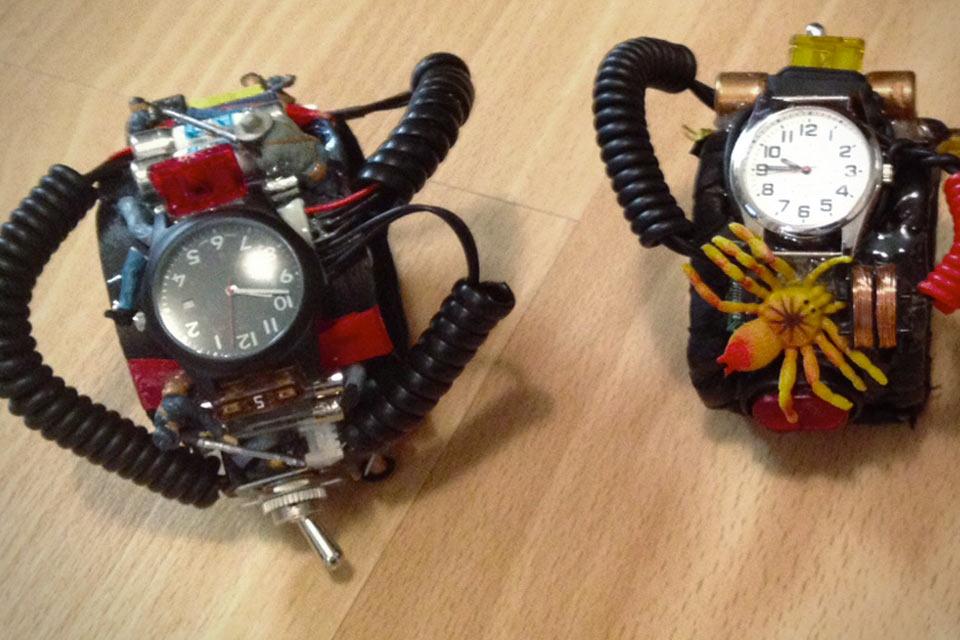 Часы Geoff McGann