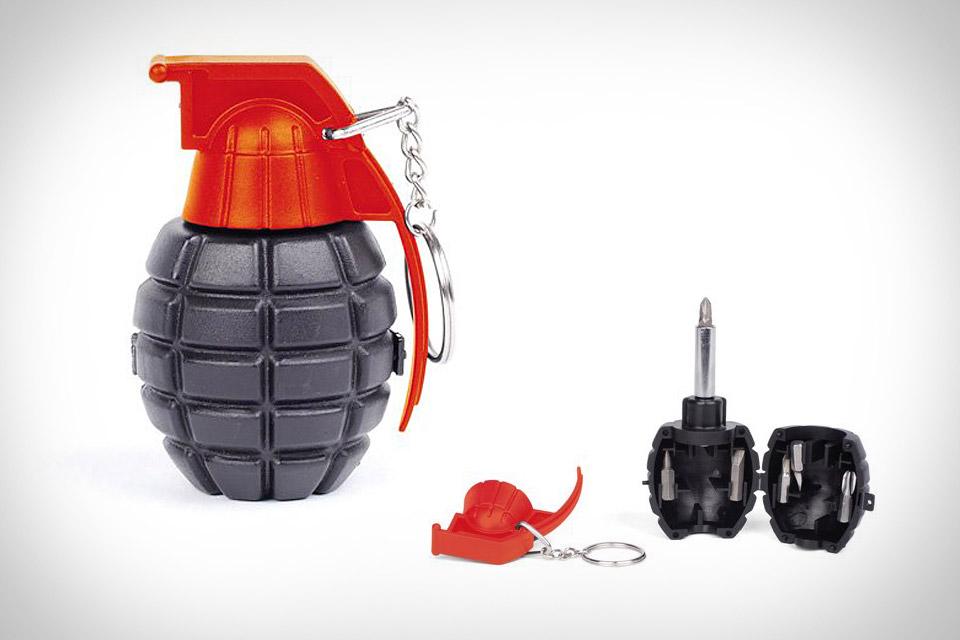 Отвертка-граната Grenade Screwdriver Set
