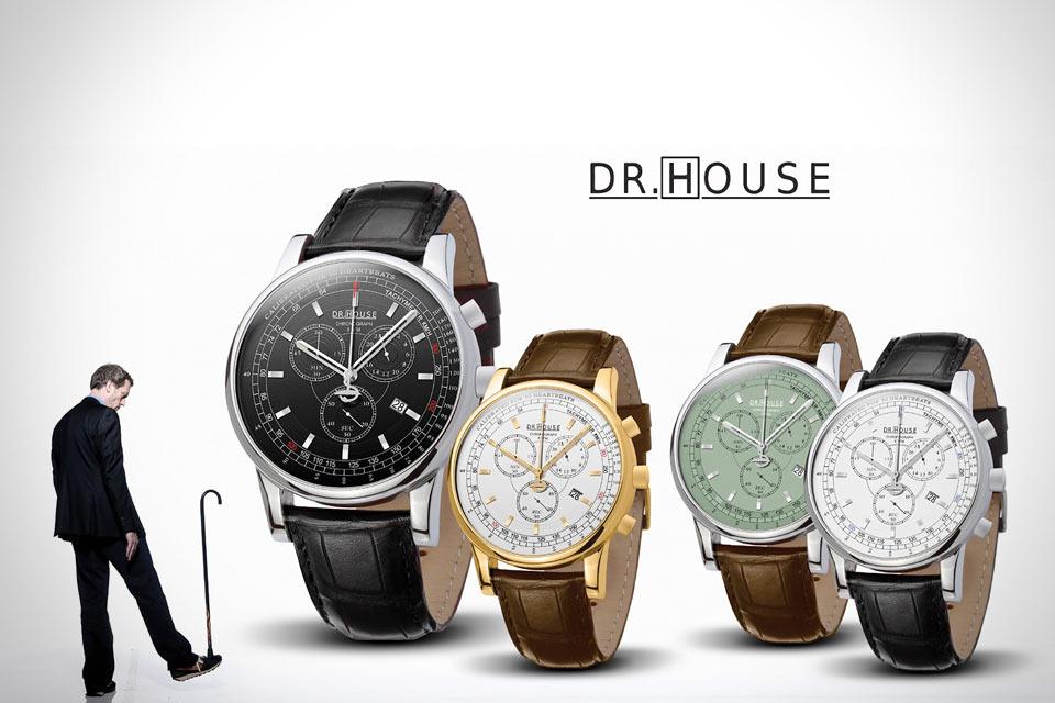 Хронограф Kronsegler DR.HOUSE