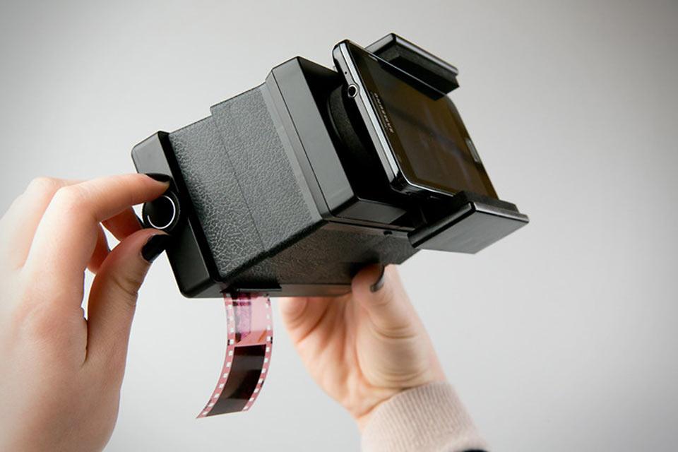 Сканер фотопленки Lomography Smartphone Film Scanner
