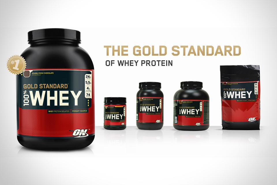 Протеин ON 100% Whey Gold Standard