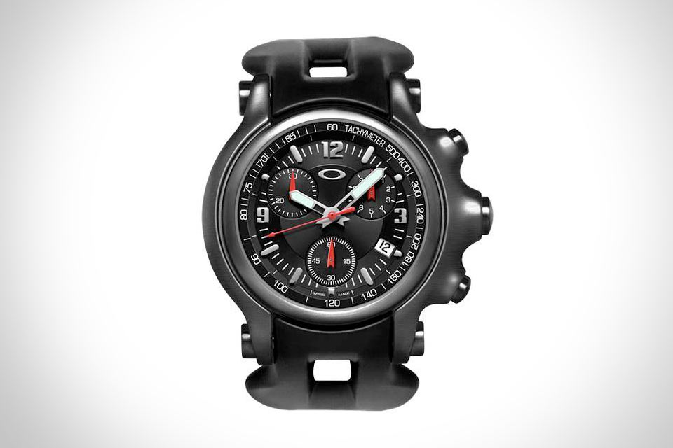 Часы Oakley Holeshot Watch