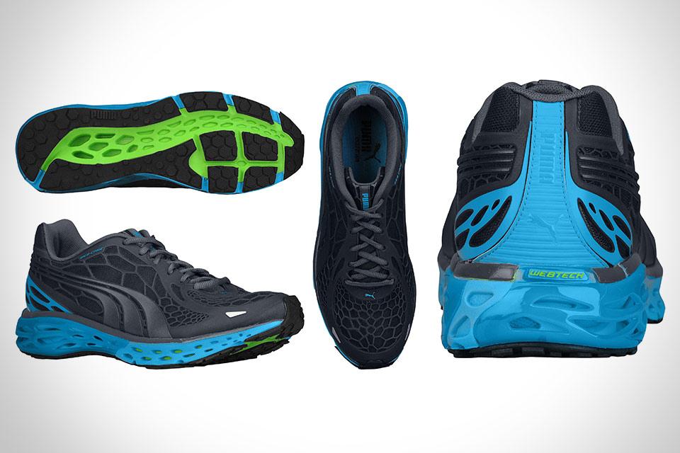 Элитные беговые кроссовки Puma BioWeb