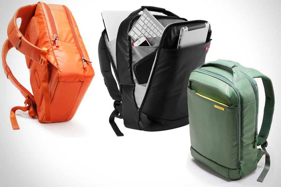 Рюкзак Spigen SGP New Coated Backpack