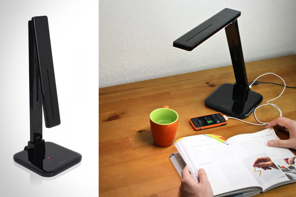 Настольная лампа Satechi Smart LED Desk Lamp