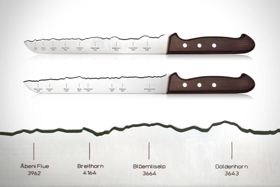Ножи Swiss Alps Panorama