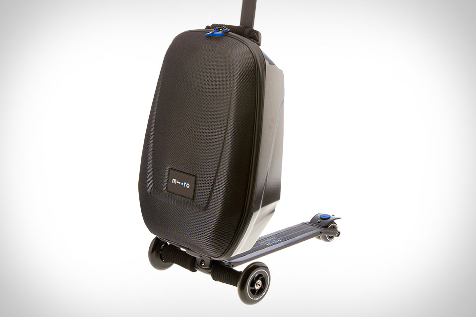 Чемодан-самокат Micro Luggage