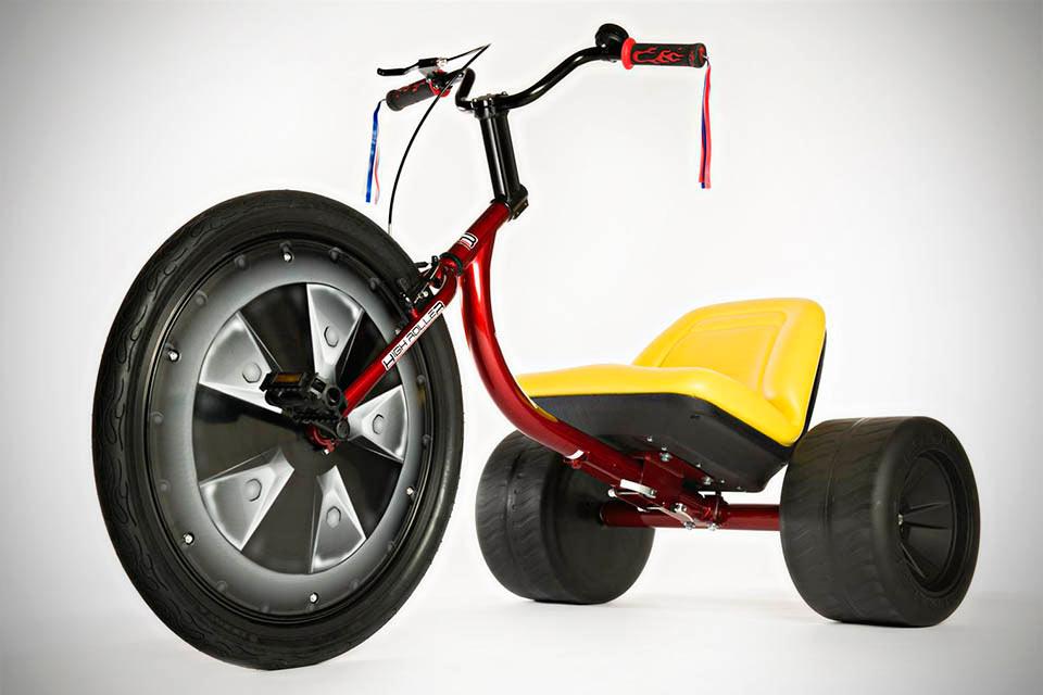 Трехколесный велосипед для взрослого High Roller Mark 1