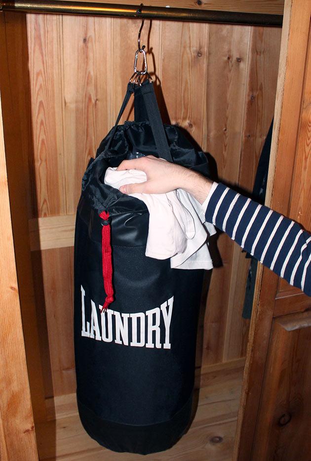 04-Punching-Laundry-Bag