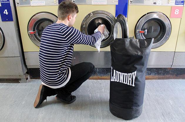 06-Punching-Laundry-Bag