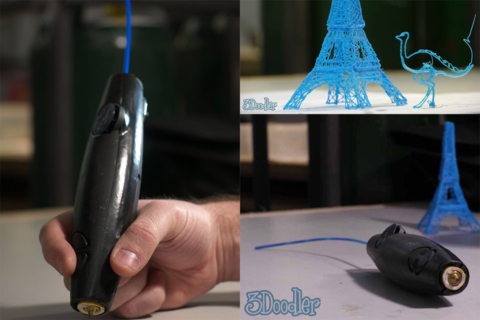 Ручка/3D принтер 3Doodler