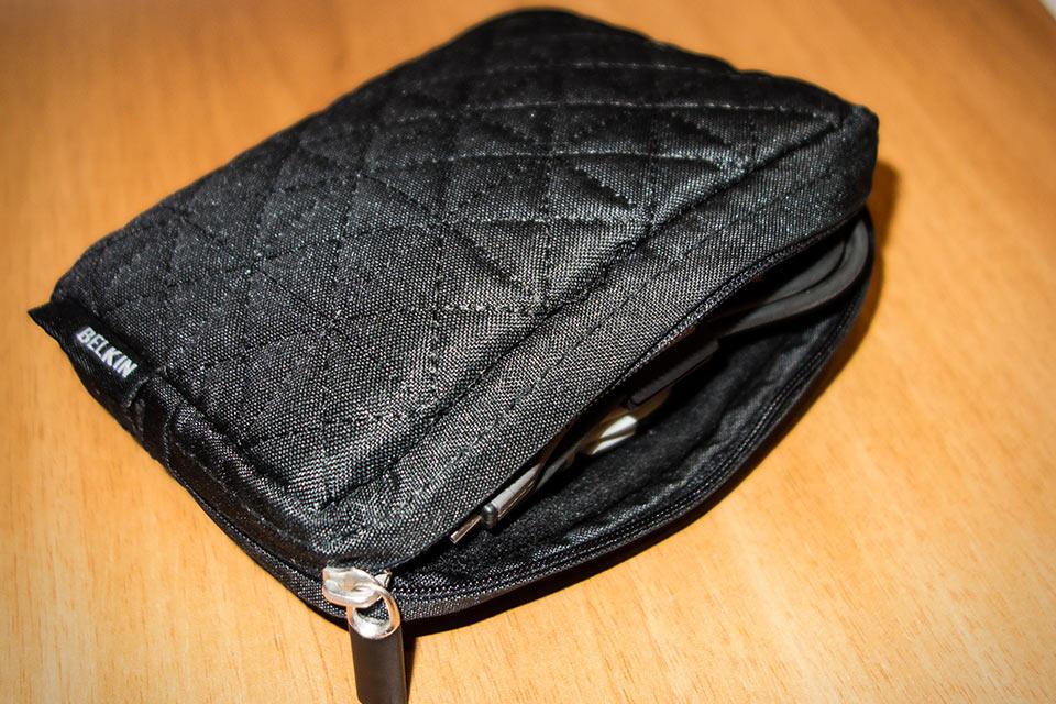 Чехол Belkin Portable Quilted Case для внешнего HDD