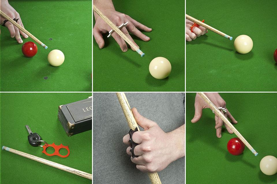 Billiard Ring. Кольцо могущества для игры в бильярд