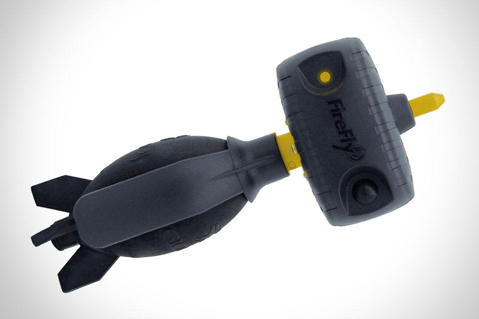FireFly. Груша с ионизатором для очистки фотосенсора