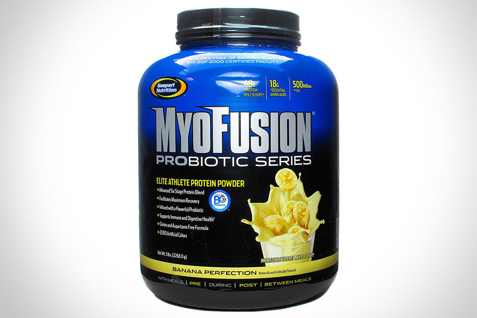 Протеин Gaspari Nutrition MyoFusion Probiotic