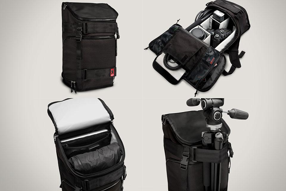 Рюкзак Niko Camera Pack. Для больших фотоаппаратов
