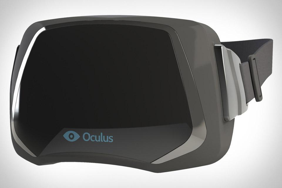 Шлем виртуальной реальности Oculus VR