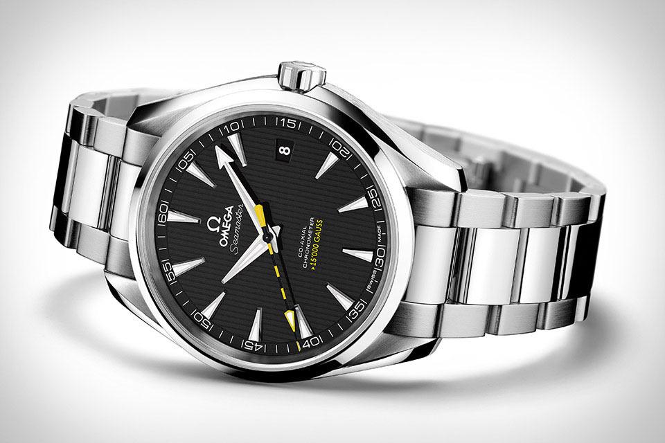 Противомагнитные часы Omega Seamaster Aqua Terra