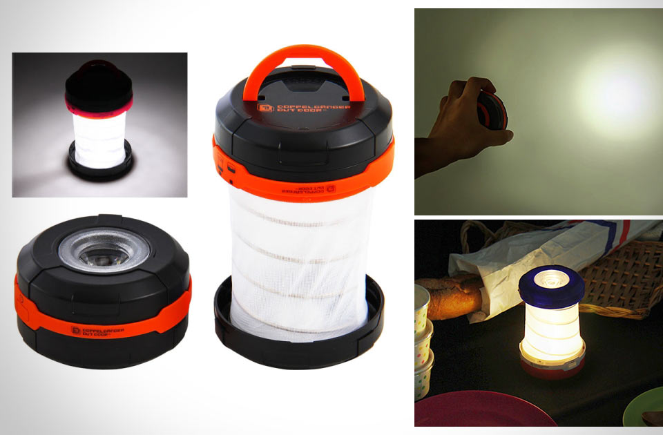 Походный фонарь/лампа Pop up 2 Way LED Lantern