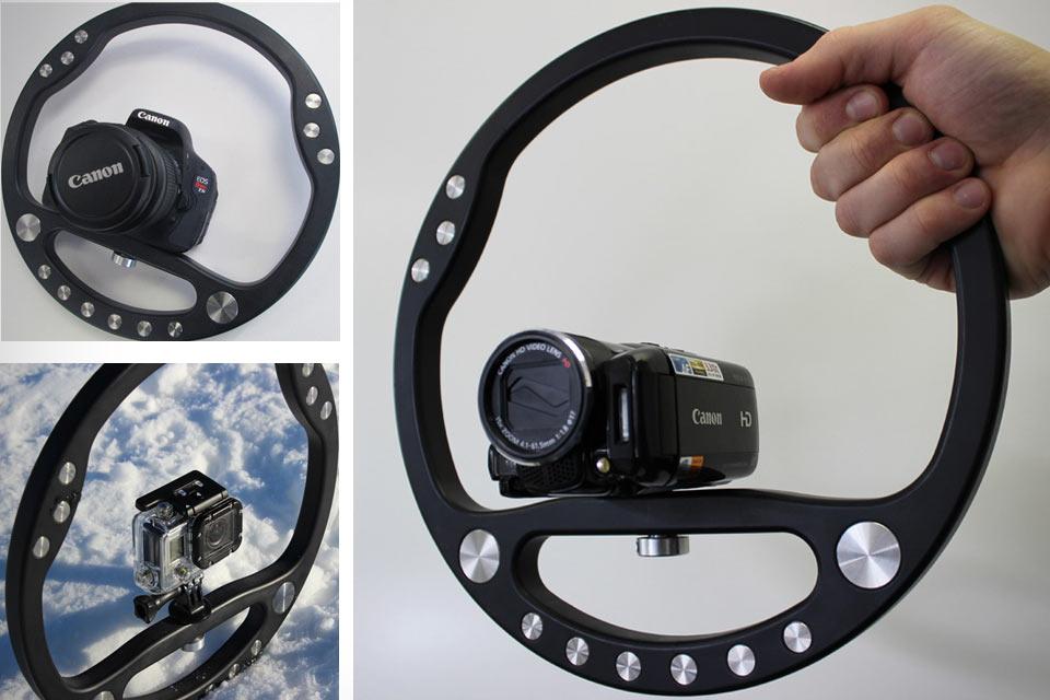 Ручной стабилизатор изображения SteadyWheel Camera Stabilizer