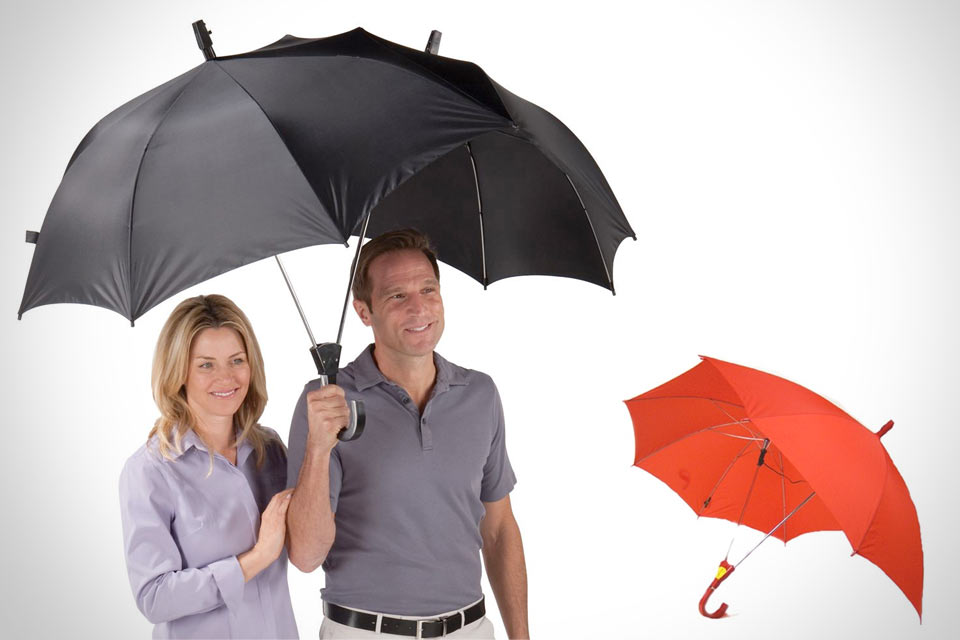 Зонт для двоих Lover Umbrella