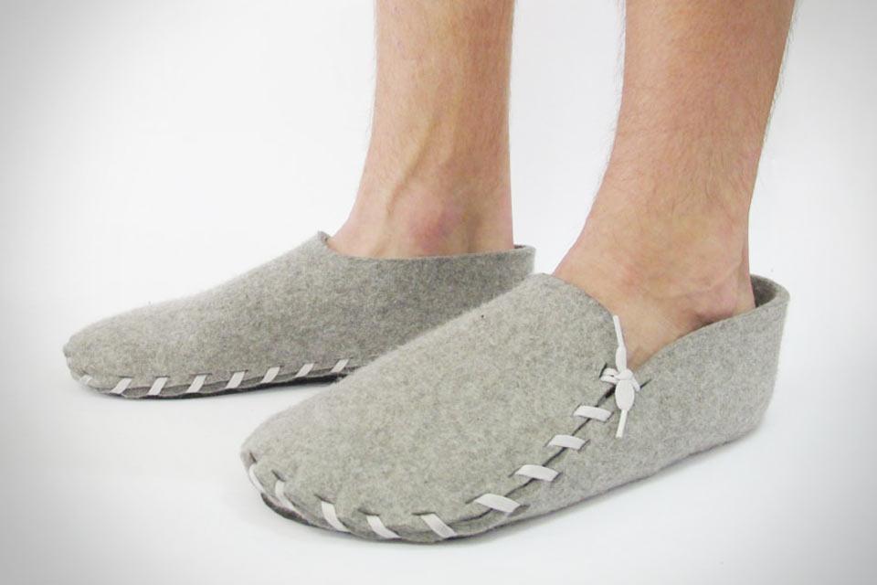 Войлочные тапочки Lasso