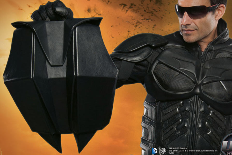 Кожаный рюкзак Бэтмена Batman Backpack