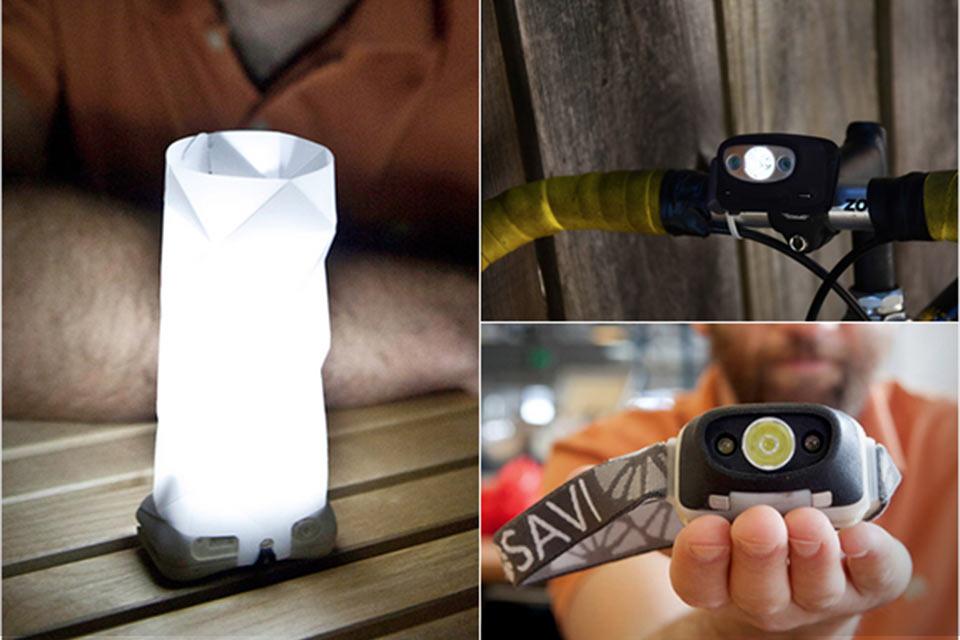 Универсальный фонарь Bosavi