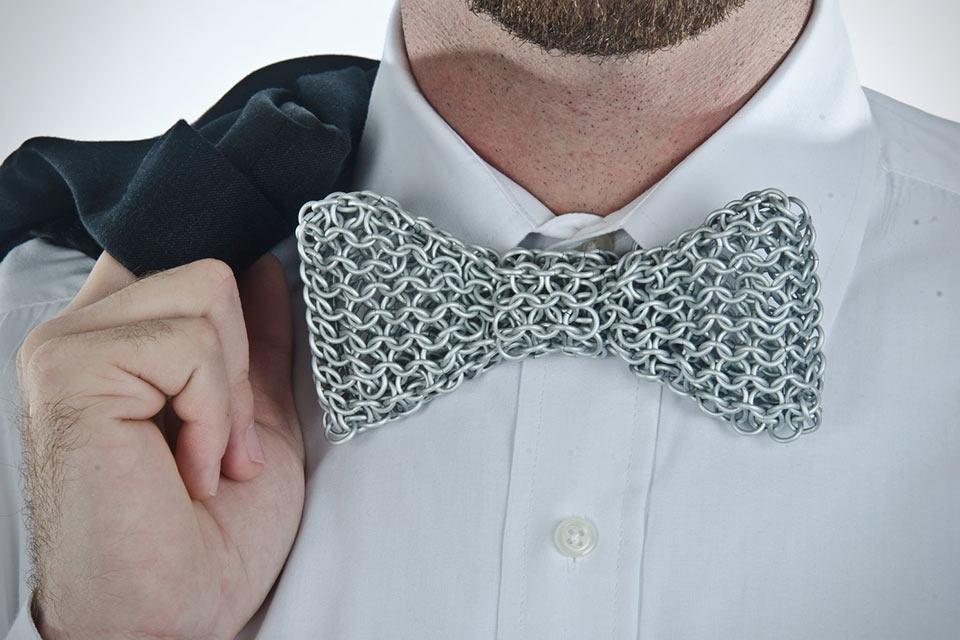 Кольчужные галстуки MarcisChainDesigns
