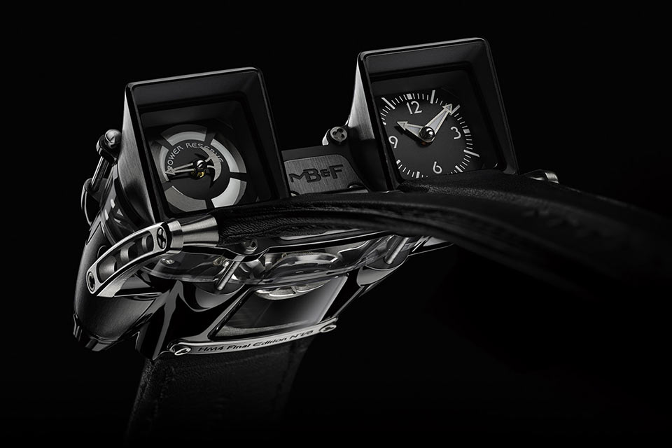 Часы MB&F Horological Machine 4