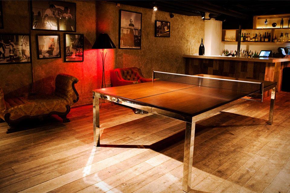 Универсальный стол Table & Tennis