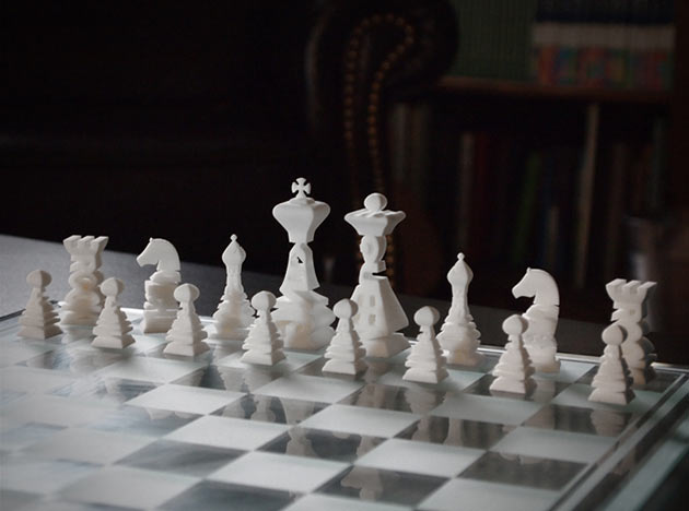 02-Typographical-Chess-Set