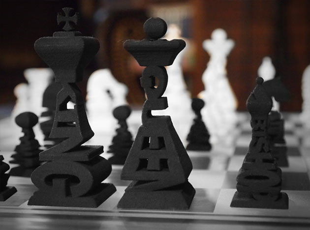 05-Typographical-Chess-Set