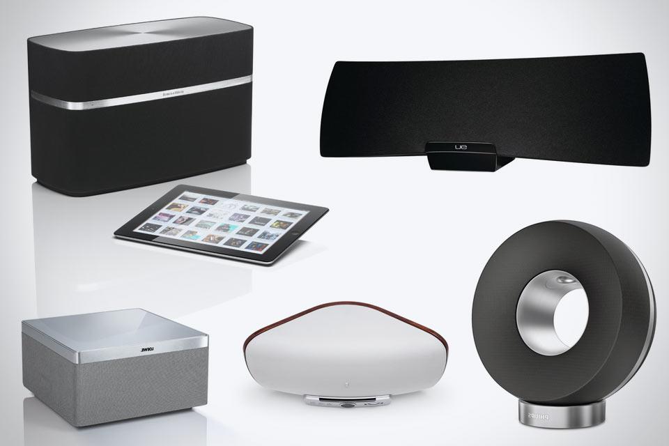 5 акустических систем с поддержкой AirPlay