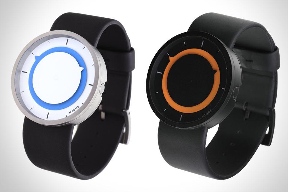 Минималистические часы Hygge 3012 Watch Series