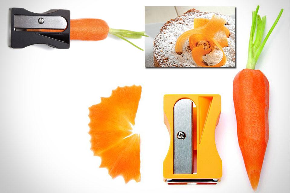 «Точилка» для декоративной нарезки овощей Karoto