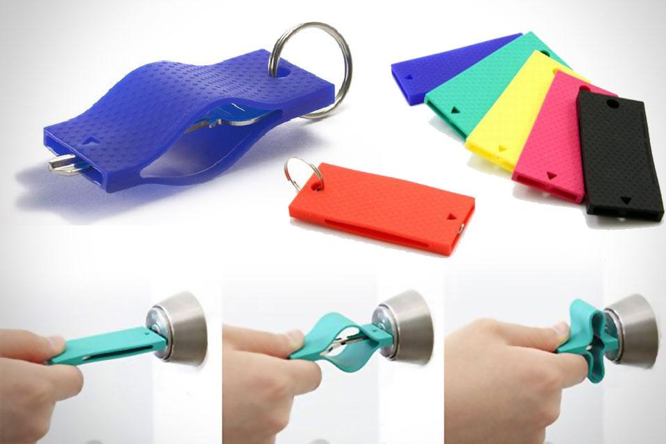 Силиконовый чехол для ключа KeyKeeper