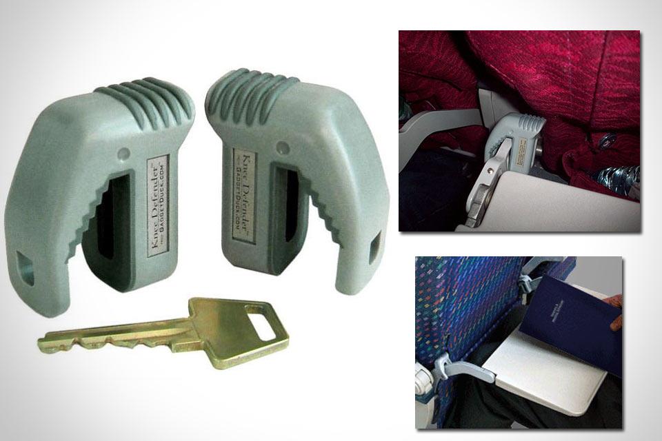Защита для коленей в самолете Knee Defender