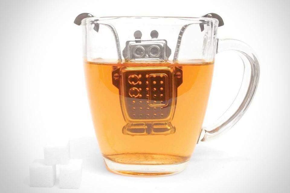 Robot-Tea-Infuser