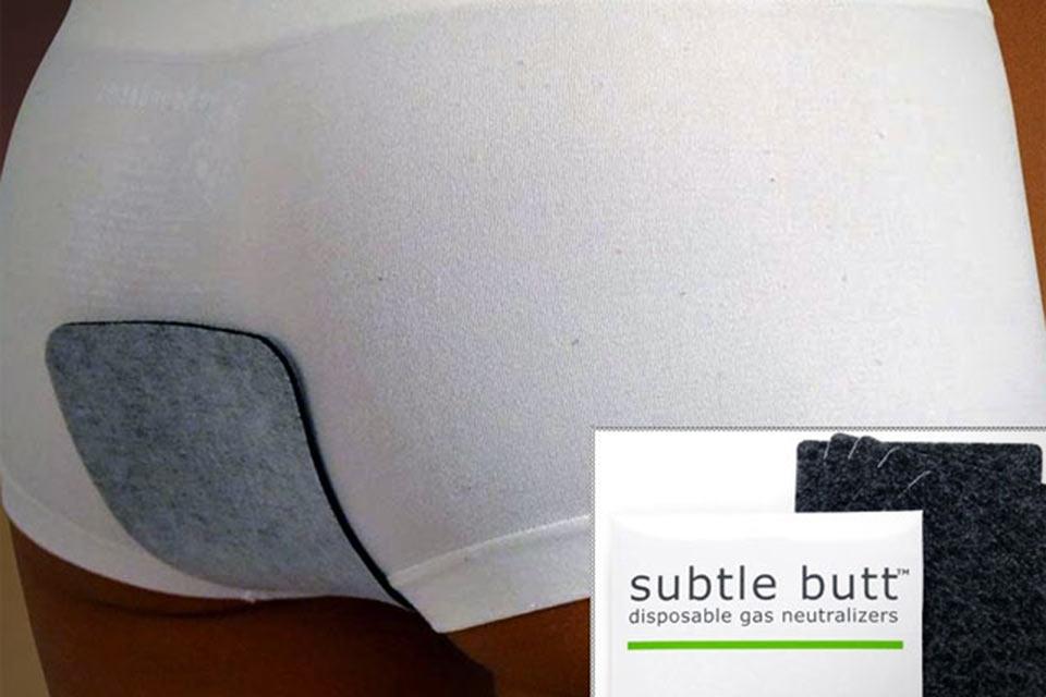 Нейтрализатор запахов Subtle Butt