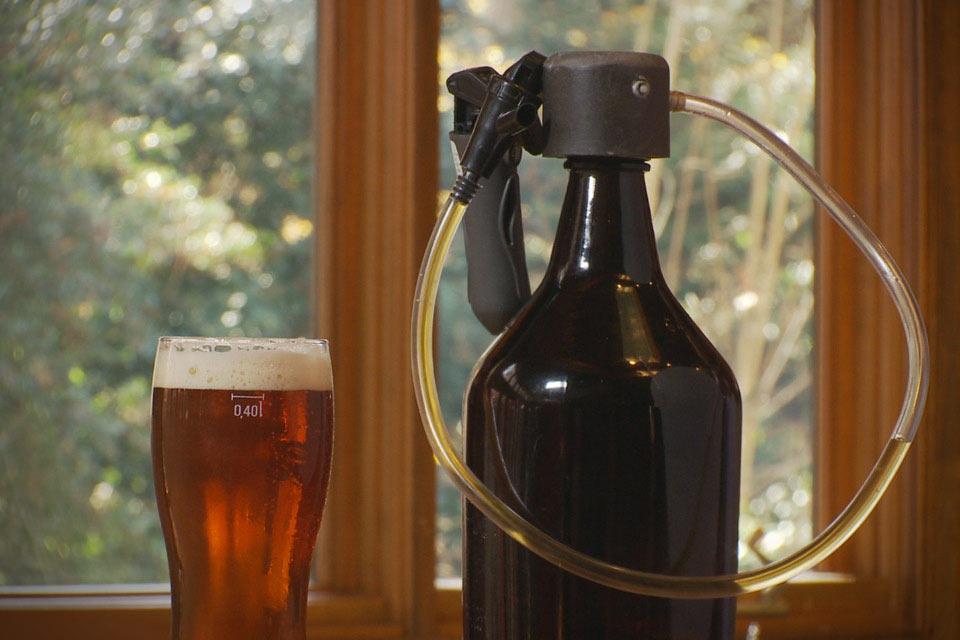 Насадка для пива TapIt Cap