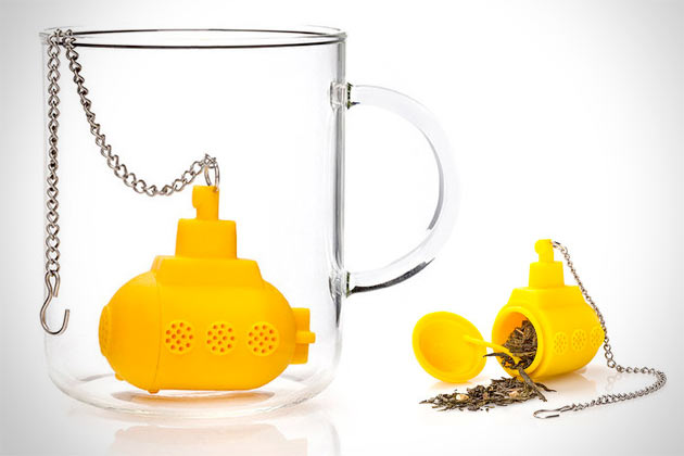 Yellow-Submarine-Tea-infuser