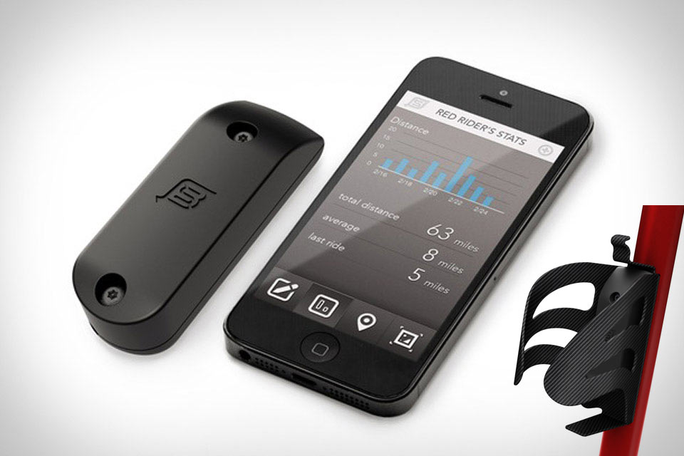 Велосипедный GPS-маяк BikeSpike