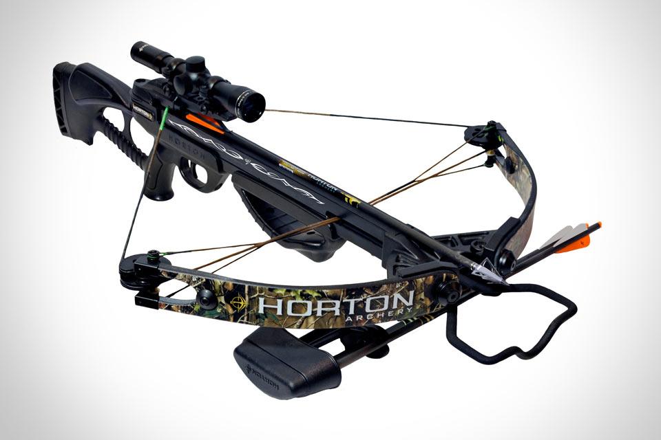 Арбалет  Horton Scout HD 125 из Ходячих мертвецов