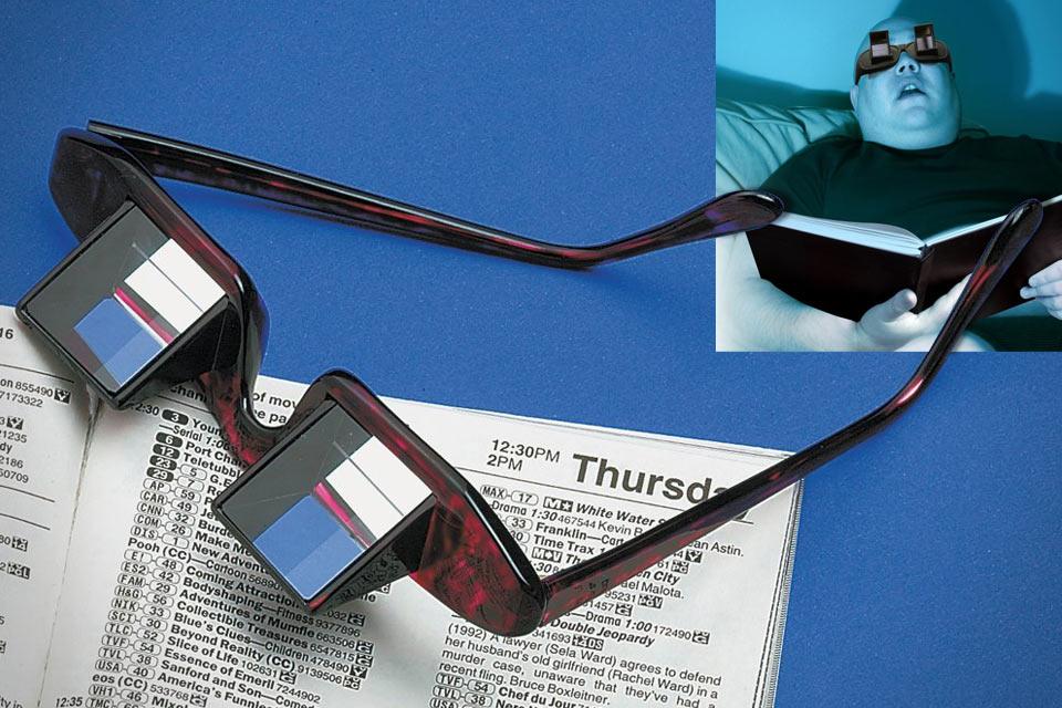 Очки-перископы Lazy Glasses
